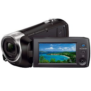 Видеокамера Flash HD Sony HDR-PJ410 Black