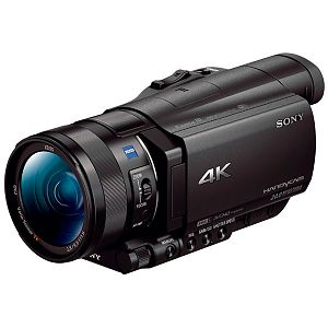 Видеокамера Flash HD Sony 4K FDR-AX100E