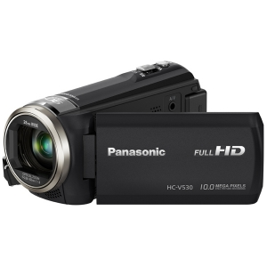 Видеокамера Flash HD Panasonic HC-V530EE-K