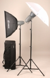 Комплект Visico VT-300 Soft box/umbrella Kit