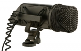 Накамерный микрофон RODE StereoVideoMic