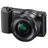 Sony Alpha A5100 kit 16-50 Black