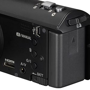 Видеокамера Flash HD Panasonic HC-V160 Black