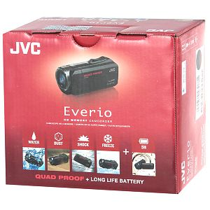 Видеокамера Flash HD JVC GZ-R315BE