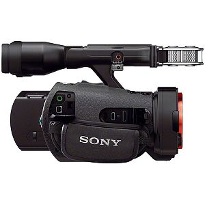 Видеокамера Flash HD Sony NEX-VG900EB Black