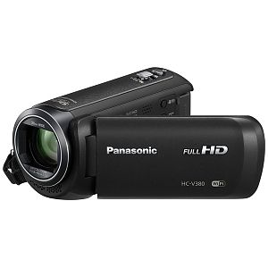 Видеокамера Flash HD Panasonic HC-V380EE-K
