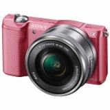 Sony Alpha A5000 Kit 16-50 Pink