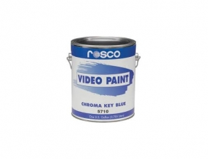 Краска Rosco Chroma Key Blue (синяя) 3,79 л