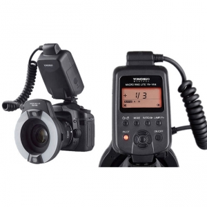 Вспышка Yongnuo YN14M Manual Macro Flash универсальная