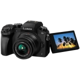 Фотоаппарат системный Panasonic Lumix DMC-G7K Kit Black