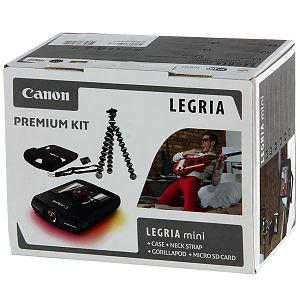 Видеокамера Flash HD Pocket Canon Legria Mini