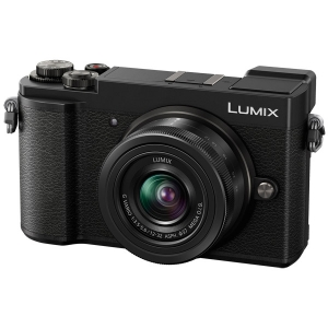 Фотоаппарат системный Panasonic Lumix GX9 Kit 12-32 Black (DC-GX9KEE-K)