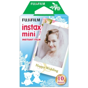 Картридж для фотоаппарата Fujifilm Instax Mini Wedding 10/PK