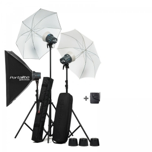 Комплект Elinchrom D-Lite RX One 3 Head Set