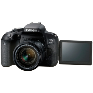 Фотоаппарат зеркальный Canon EOS 800D EF-S 18-55 IS STM Kit