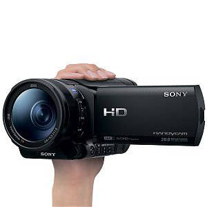 Видеокамера Flash HD Sony HDR-CX900