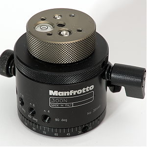 Панорамная Голова Manfrotto 300N, PANORAMIC HEAD