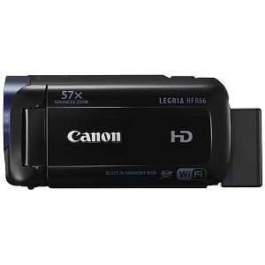 Видеокамера Flash HD Canon Legria HF R66 Black