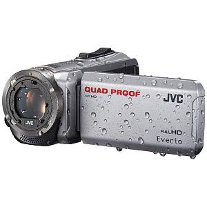 Видеокамера Flash HD JVC GZ-R310SE