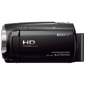 Видеокамера Flash HD Sony HDR-CX620 Black