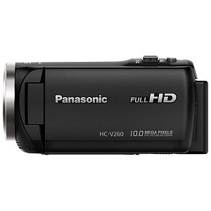Видеокамера Flash HD Panasonic HC-V260 Black