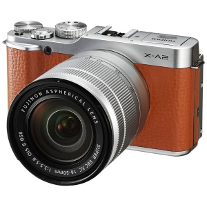 Фотоаппарат системный Fujifilm X-A2 Kit Brown