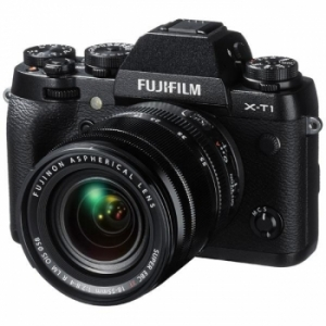 Fujifilm X-T1 18-55 Kit Black