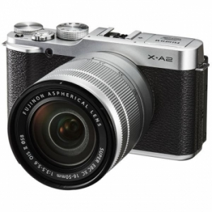 Fujifilm X-A2 Kit Black&Silver