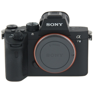 Sony Alpha A7 III Body ILCE-7M3B